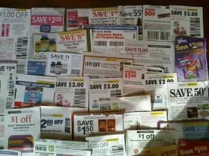 coupon mat