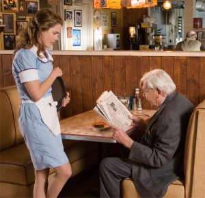 Waitress movie image Keri Russell and Andy Griffith